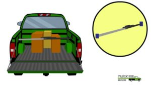 Truck Bed Cargo Bar