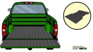 Rubber Truck Bed Mat