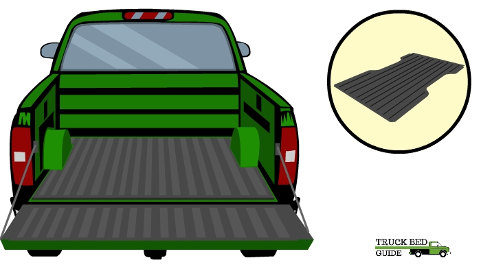 Rubber Truck Bed Mat