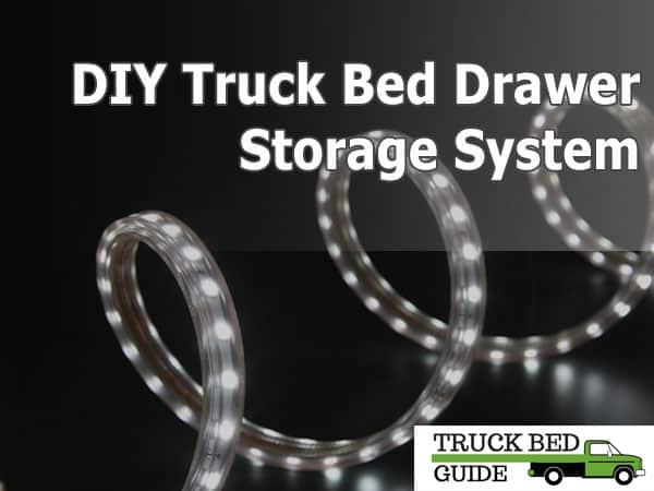 led lights on truck bed